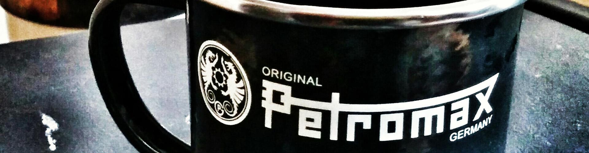 Petromax Emaille-Tasse